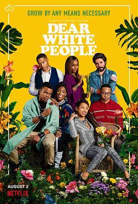 亲爱的白种人 第三季