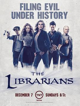 图书馆员 第一季