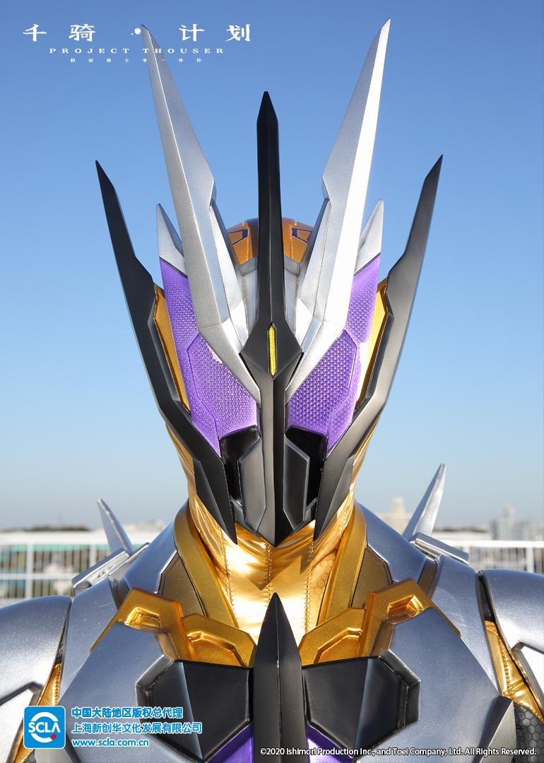 假面骑士01:千骑计划日语