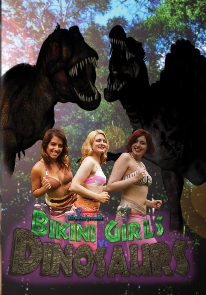 比基尼女郎大战恐龙