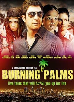 燃烧的棕榈