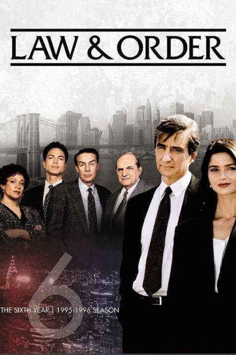 法律与秩序 第六季
