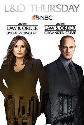 法律与秩序组织犯罪 第二季
